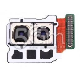 Back Camera Rear 12Mp + 12Mp Samsung SM-G965 S9 Plus