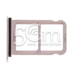 Supporto Dual Sim Gold Huawei P20