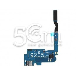 Samsung I9205 Charging Connector Flex Cable