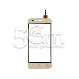 Touch Screen Gold Huawei Y3 II
