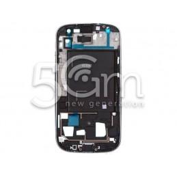 Samsung I9300 Silver LCD Frame