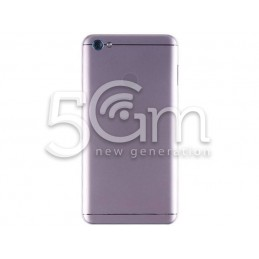 Back Cover Dark Grey + FingerPrint Xiaomi Redmi Note 5A Prime