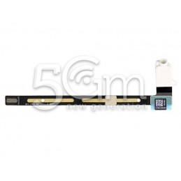 iPad Air 2 White Audio Jack Flat Cable