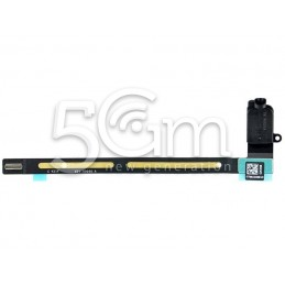 iPad Air 2 Black Audio Jack Flat Cable