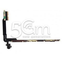 Ipad 3 Wifi Version Jack Audio Flex Cable With Pcb Board No Logo