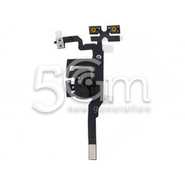 Jack Audio Nero Flat Cable Iphone 4s No Logo