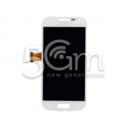 Samsung I9195 Galaxy S4 Mini White Touch Display + Frame