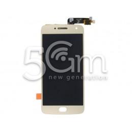Lcd Touch Gold Motorola Moto G5 Plus XT-1684