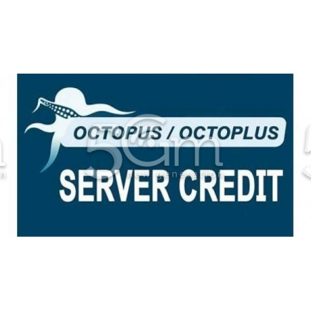 500 Octoplus Server Credits