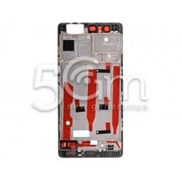 Frame Lcd Nero Huawei P9