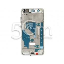 Frame Lcd Bianco Huawei P10 Lite