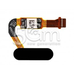 Home Button Black Flat Cable Huawei Mate 10