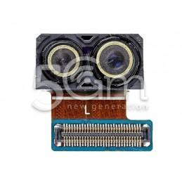 Fotocamera Frontale 16MP + 8MP Samsung SM-A530 A8 2018