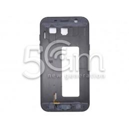 Frame Lcd Black Samsung SM-A720 A7 2017