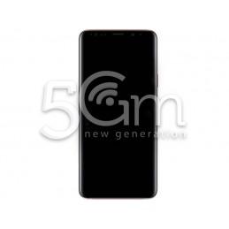 Display Touch Nero + Frame Gold Samsung SM-G960 S9