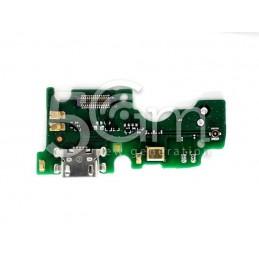 Connettore Di Ricarica + Small Board Vodafone Smart N9 VFD 720