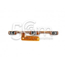 Power + Volume Flat Cable Vodafone Smart N9 VFD 720