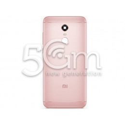 Retro Cover Pink Xiaomi Redmi 5 Plus