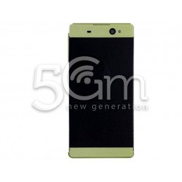 Display Touch Lime Gold + Frame Xperia XA Ultra (F3211)