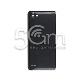 Back Cover Black LG Q6 M700N