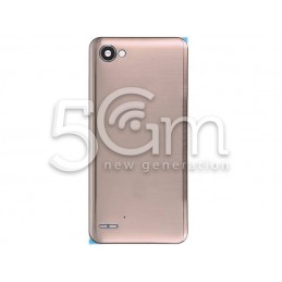 Back Cover Gold LG Q6 M700N