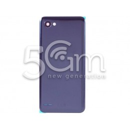 Retro Cover Purple LG Q6 M700N