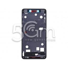 Frame Lcd Black OnePlus X