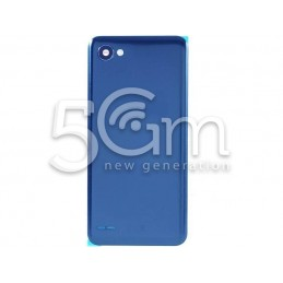 Back Cover Blue LG Q6 M700N