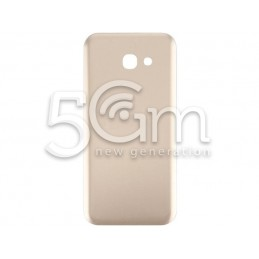 Retro Cover Gold Samsung SM-A520 A5 2017