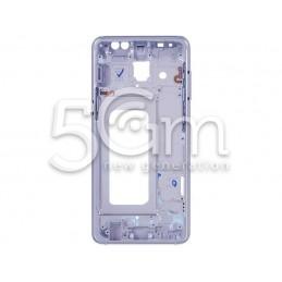 Frame Lcd Silver Samsung SM-A530 A8 2018