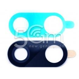 Vetrino Blu Per Fotocamera Posteriore LG V30
