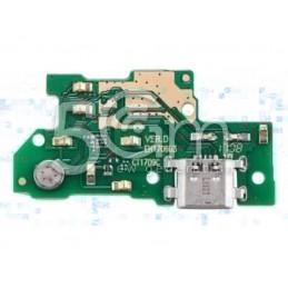 Connettore Di Ricarica + Small Board Huawei Y7 Prime