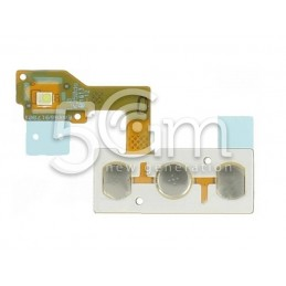Power Button + Volume Flat Cable LG K8 4G K350N