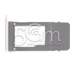 Micro SD Tray Black Samsung SM-A530 A8 2018