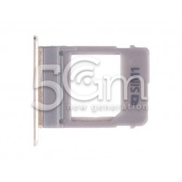 Supporto Sim Card Gold Samsung SM-A530 A8 2018