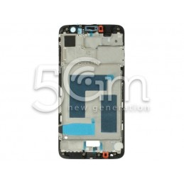 Frame Lcd Black Huawei Nova Plus