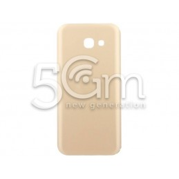 Back Cover Gold Samsung SM-A320 A3 2017