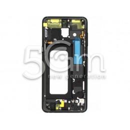 Frame Lcd Black Samsung SM-A530 A8 2018
