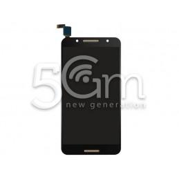 Display Touch Nero Alcatel A7 OT-5090