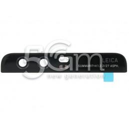Vetrino Fotocamera Nero Huawei P10