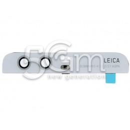 Vetrino Fotocamera Bianco Huawei P10