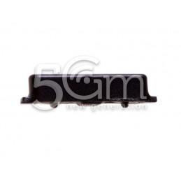 Tasto Esterno AccensioneNero Samsung SM-A605 A6+