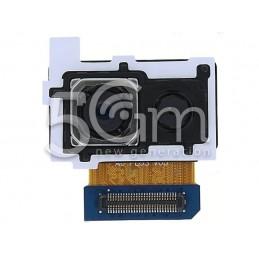 Fotocamera Posteriore 16Mp + 5Mp Samsung SM-A605 A6+