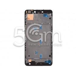 Frame Lcd Black  Xiaomi Mi Max 2