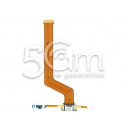 Connettore Di Ricarica Flat Cable Samsung SM-P605 Note 10.1 LTE Ori