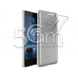 Custodia In Silicone Trasparente Samsung SM-A605 A6+