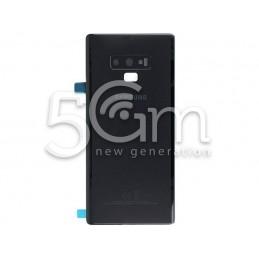 Retro Cover Nero Samsung SM-N960 Note 9 Ori