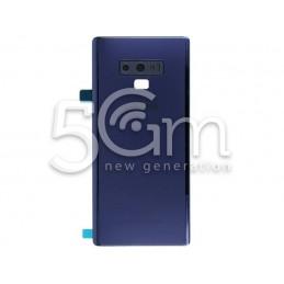 Back Cover Ocean Blue Samsung SM-N960 Note 9 Ori