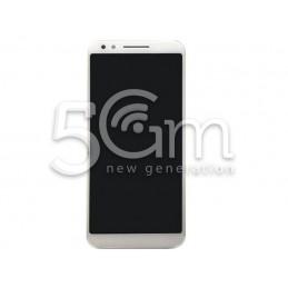 Display Touch White + Frame Vodafone Smart N9 VFD 720