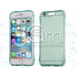 Silicone Case Blue LED Lighting for iPhone 6 / 6S